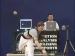 Former HS Pitcher Cody Yount, son of Larry Yount (Astros) nephew of Robin Yount (Brewers), receives a 3D Biomechanics assessment of his pitching mechanics.