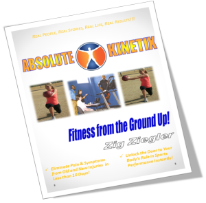 Absolute Kinetix: Fitness From the Ground Up!