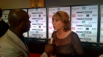 Zig Ziegler and Hall of Fame Basketball Player Nancy Lieberman
