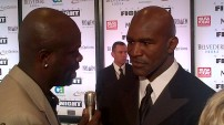 Zig Ziegler and Legendary Heavyweight Boxing Champion Evander Holyfield